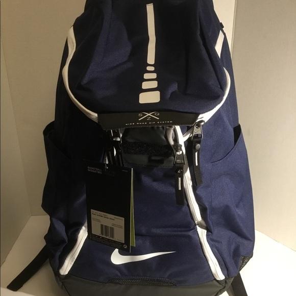 e3cc8f09081 Nike Bags | Hoops Elite Max Air Team 20 Basketball | Poshmark